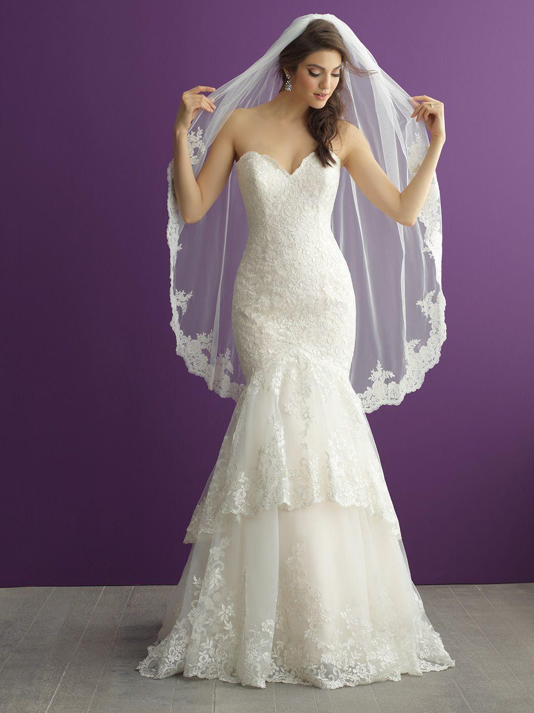 Vistoso Allure Bridesmaid Dresses Online Modelo - Ideas de Vestidos ...