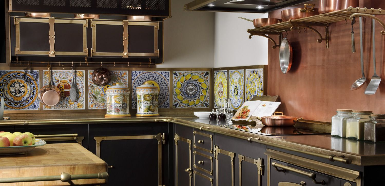 TAILORED KITCHENS PROJECTS | Kitchen decor, Steampunk ...