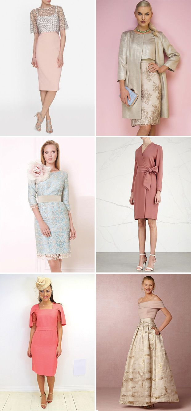 b6b22e41f70 12 Great Looks for Spring and Summer Style for the Mother of The Bride
