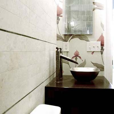 how to plan the perfect half bath | small half bathrooms, hotel