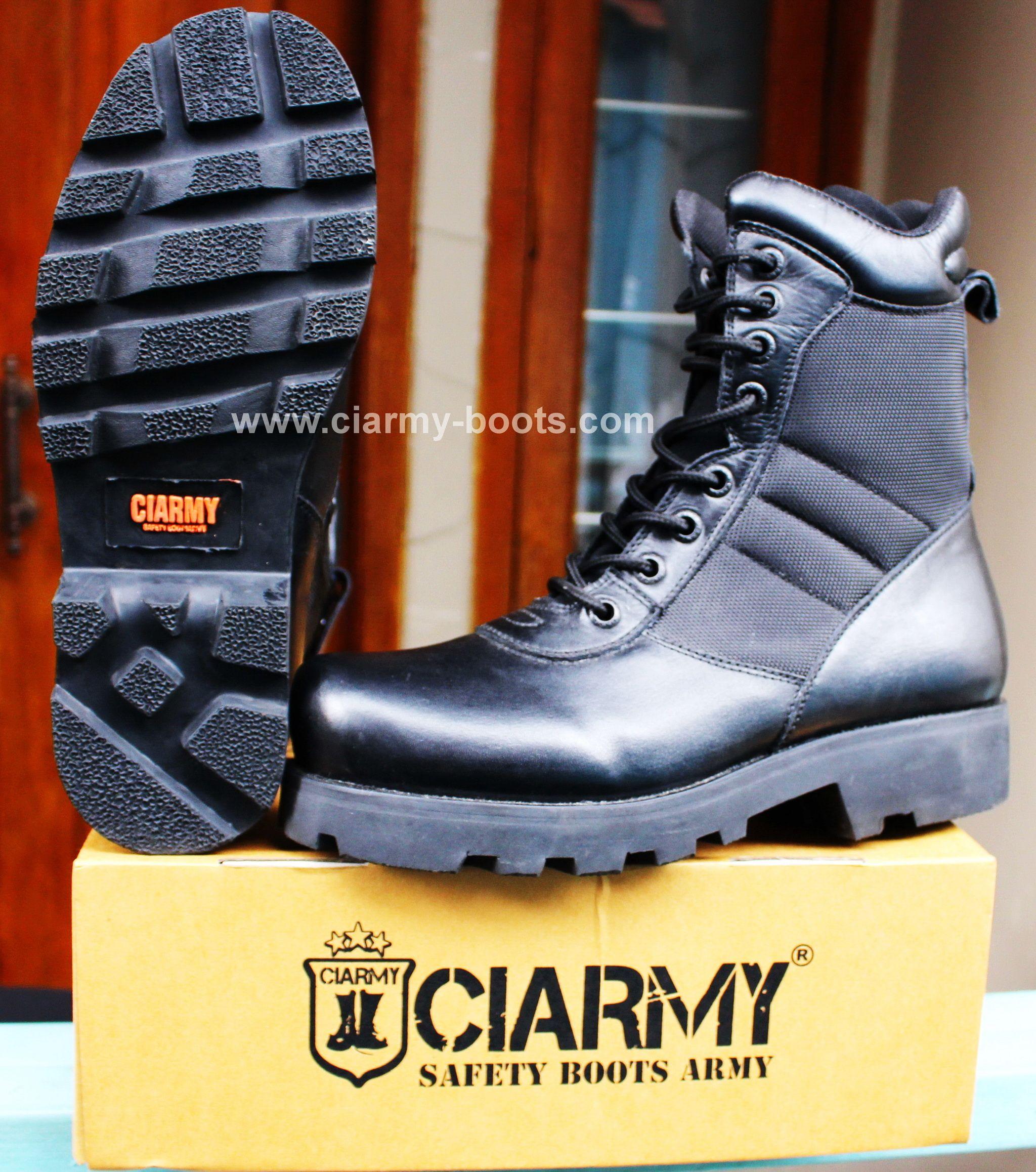 e0a22b8b0a59 Sepatu PDL Ciarmy Type C-020RC