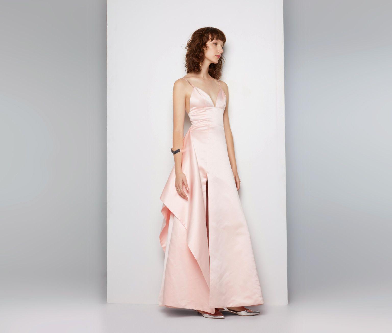 951d5974e3 Fame & Partners Santina Dress | Clothes | Dresses, Satin dresses ...
