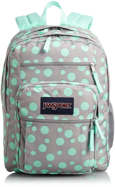JanSport Big Student Classics Series Backpack  85d4b8c835337