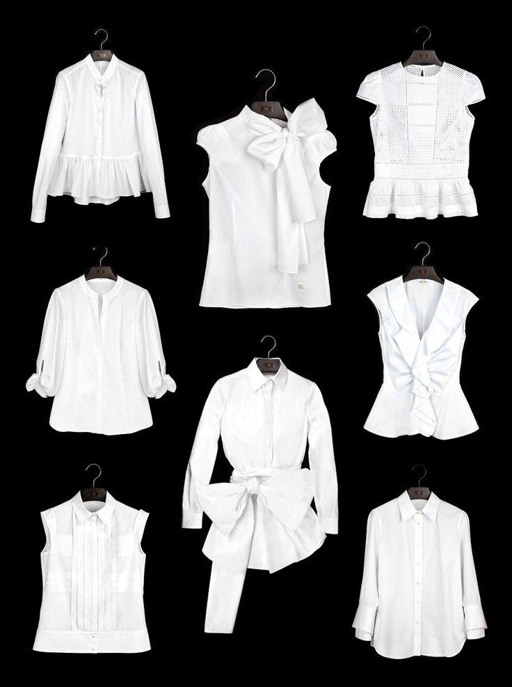 White Shirt Collection - Carolina Herrera - El Palacio de Hierro ...
