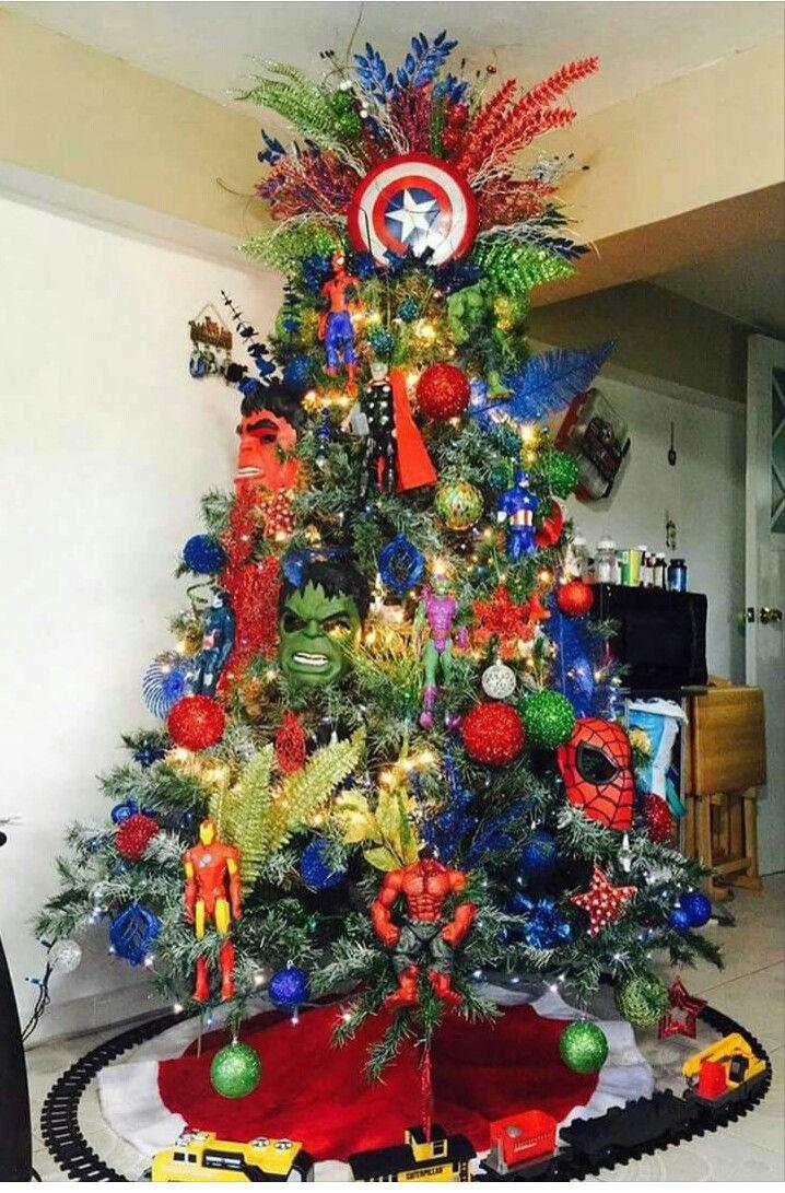 Pin de Diana Smith en Christmas Trees Pinterest Pelo rojo