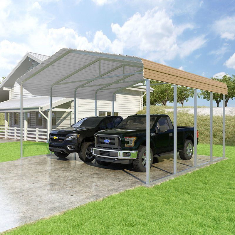 Classic 20 Ft. x 20 Ft. Canopy Building systems, Canopy