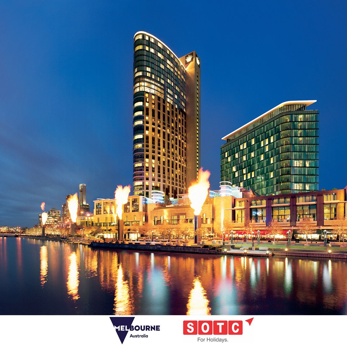 Stylish and arty, Melbourne is both dynamic and