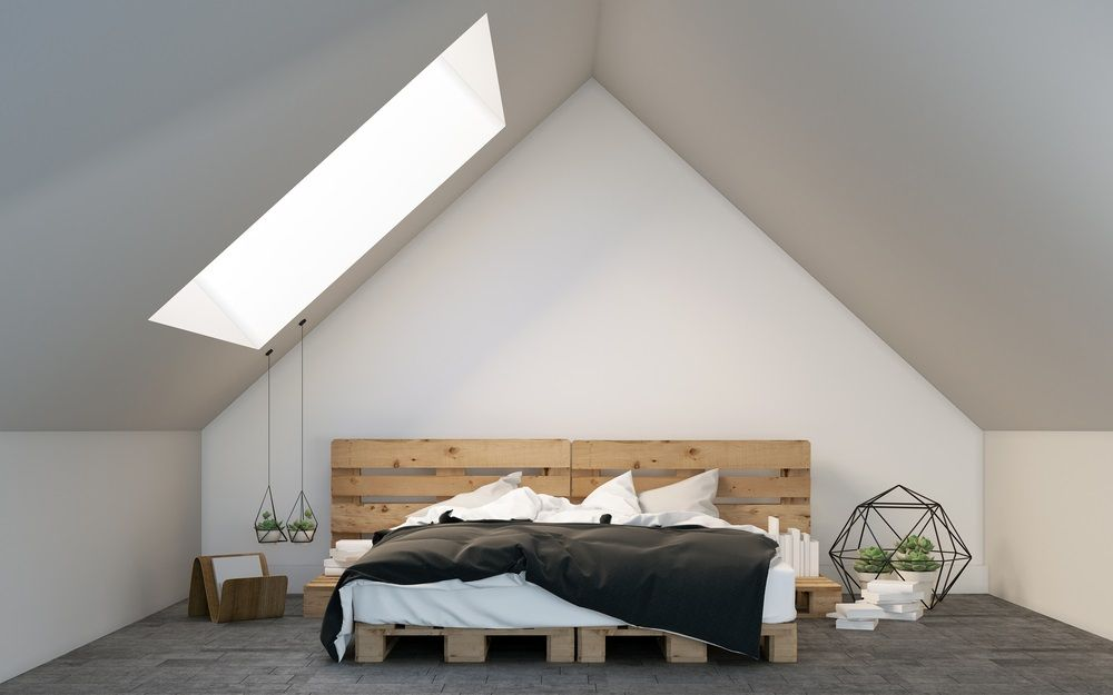 Image Result For 45 Degree Attic Section Home Home Decor