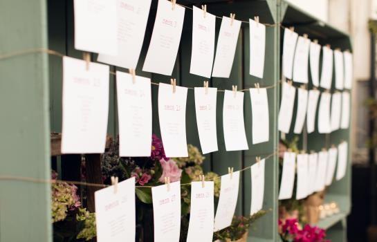 Mil detalles de una boda | Catering Cinco