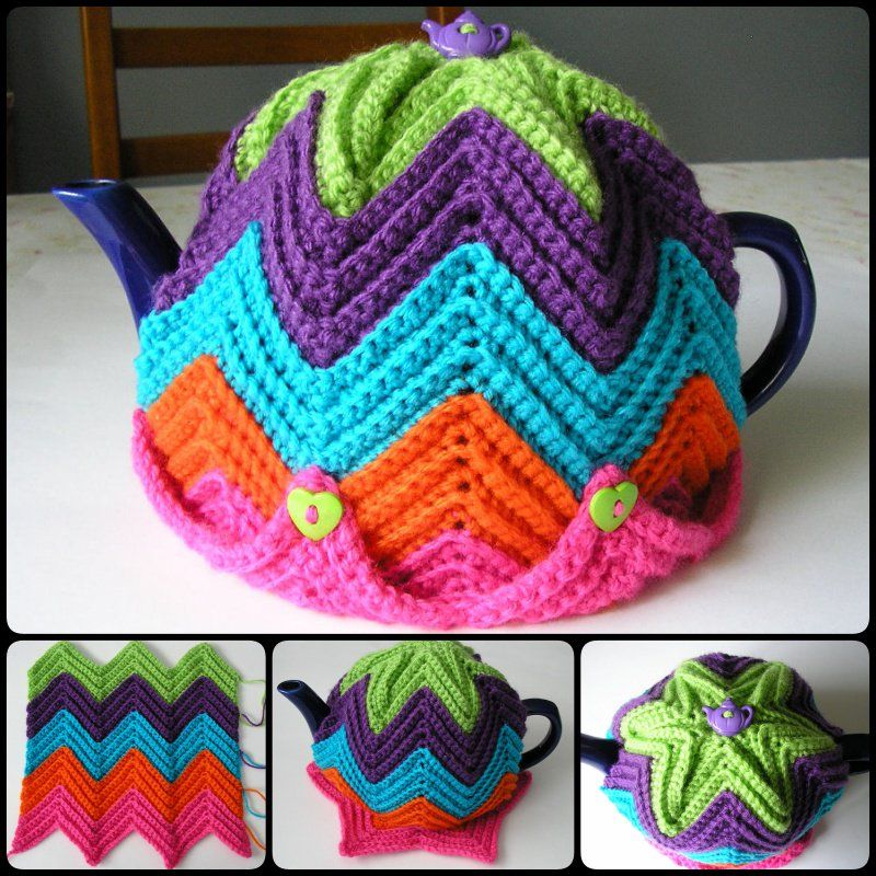 20 Handmade Tea Cozy With Patterns Tea Cozy Free Pattern And Teas