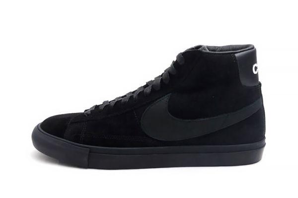 Nike Blazers Talons De La Femme En Noir Et Blanc nicekicks de sortie vente geniue stockiste boutique d'expédition magasin de LIQUIDATION geniue stockiste MByCIdc