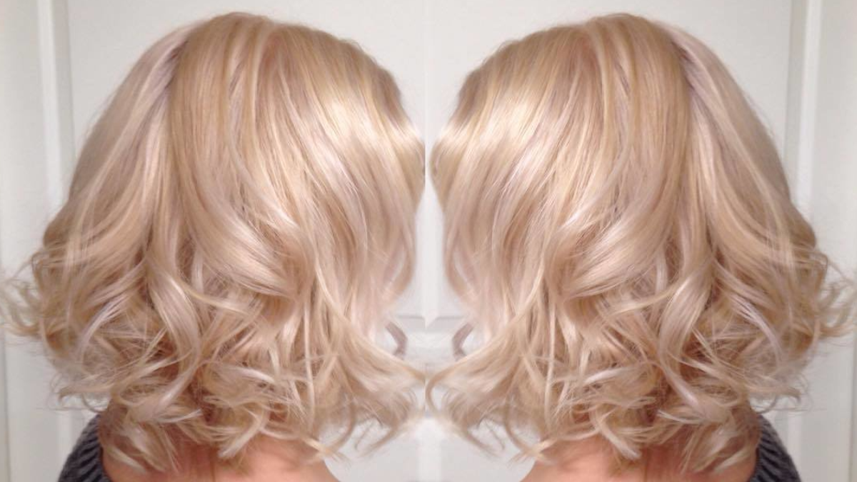 27 shades of champagne hair that are bubbly and beautiful #champagneblondehair