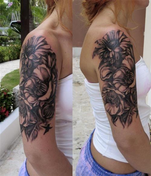Arm Tattoo Tattoo Arm And Beautiful T: 55 Beautiful Half Sleeve Tattoos For Girls