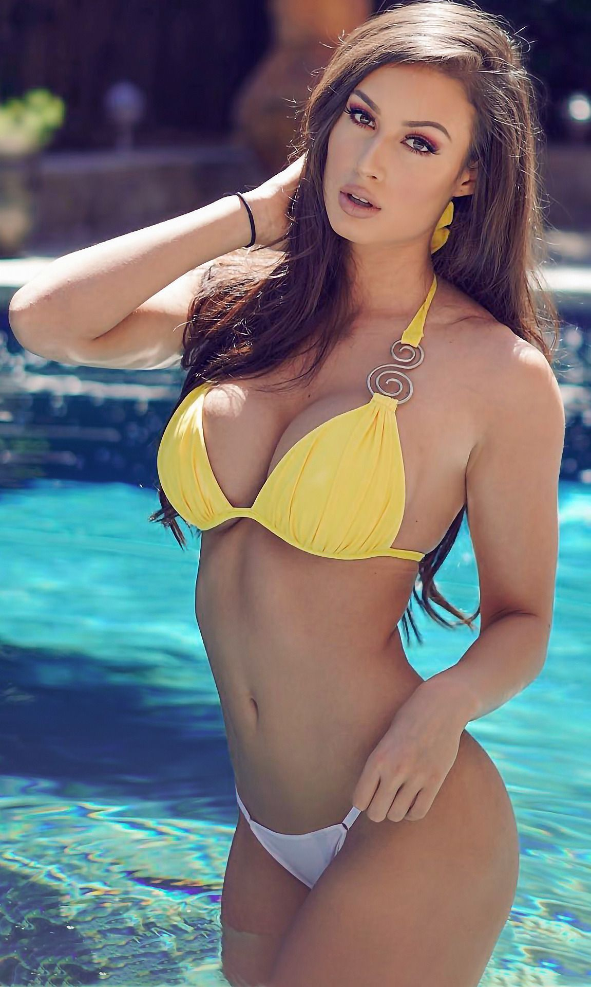 Celebrity Bianca Kmiec nude photos 2019