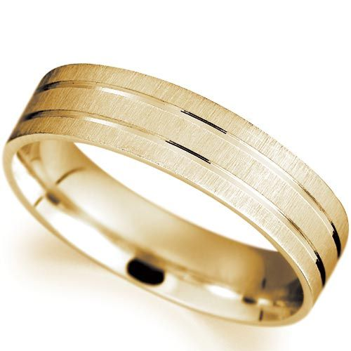 Wedding rings gold  6.yellow gold wedding ring http://weddingringgallery.net/wedding ...