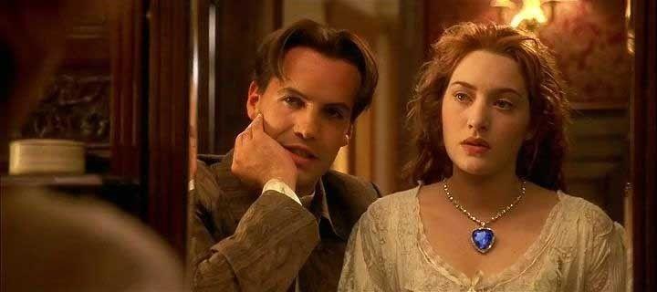 Kette von rose titanic