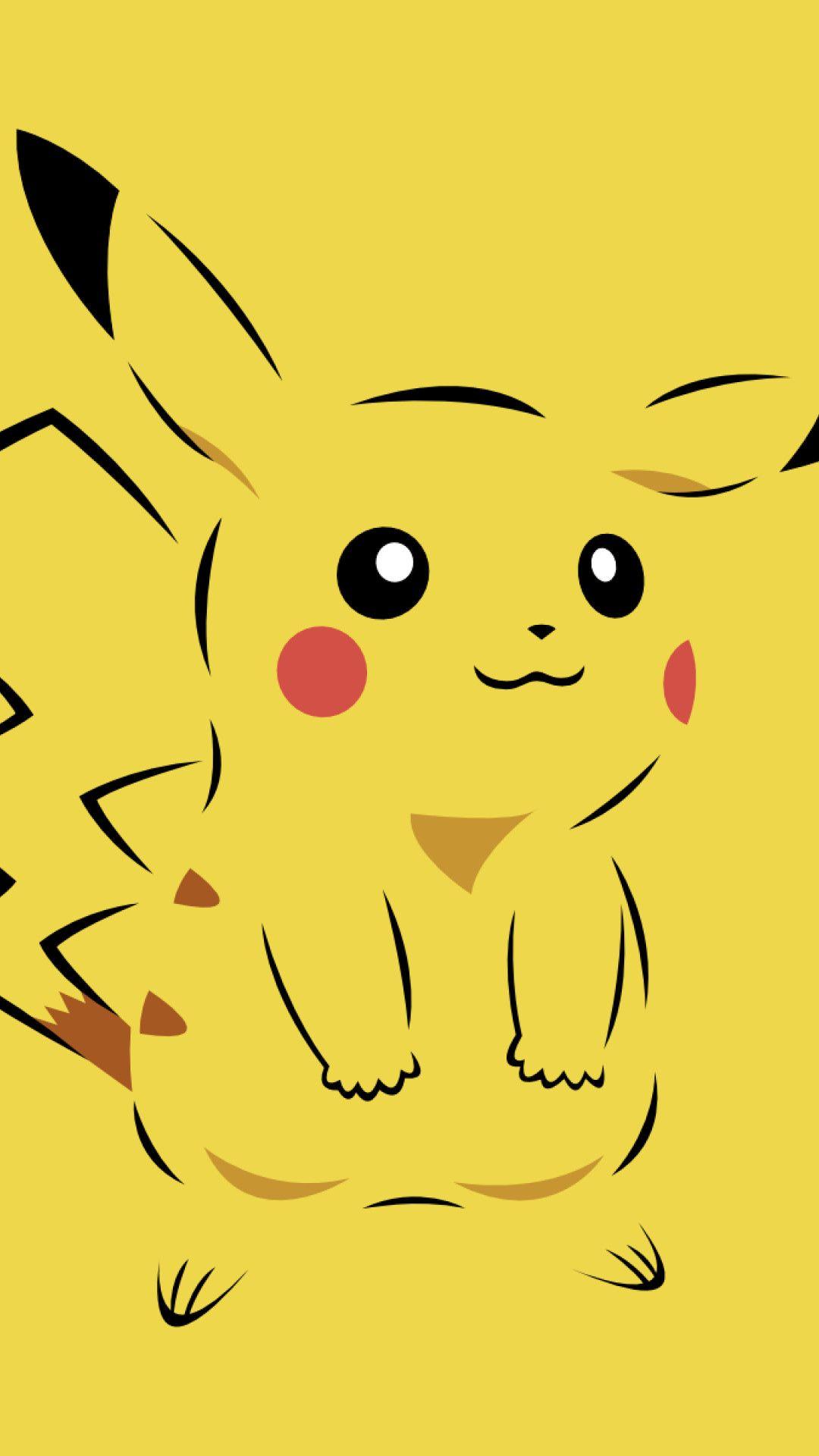 1080x1920 Best Free Pokemon Iphone Wallpapers Pikachu Wallpaper