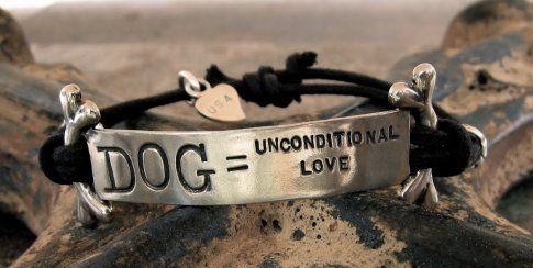 """DOG = Unconditional Love"""