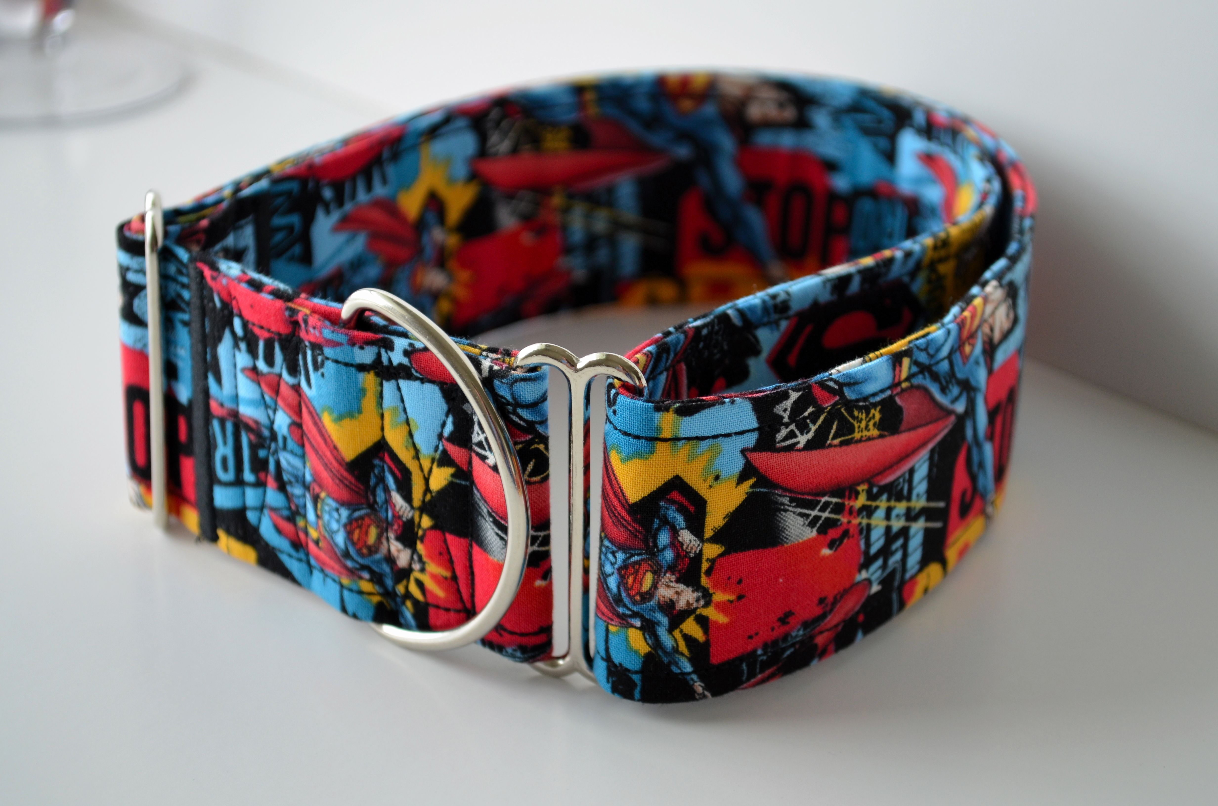 How To Make A Fabric Martingale Dog Collar
