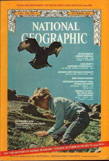 National Geographic Chocolate 1984 November