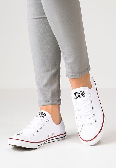 Chaussures Converse CHUCK TAYLOR ALL STAR DAINTY  Baskets basses  blanc  blanc 55