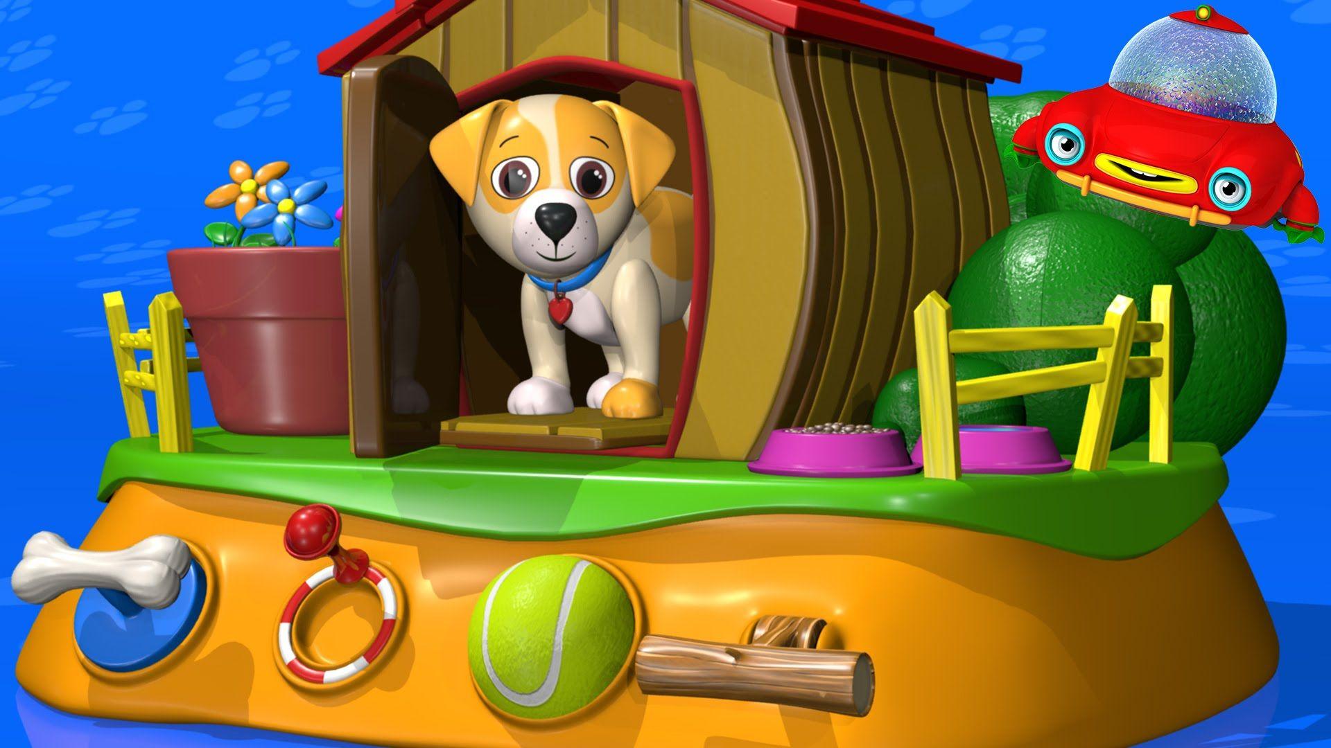 TuTiTu Animals Animal Toys for Children Dog