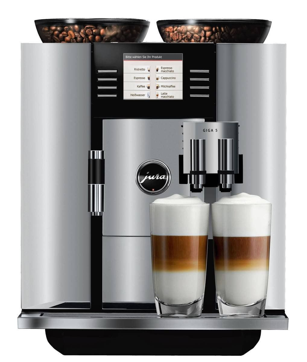 Expresso Jura Jura Giga 5 Coffee Center Coffee Coffee Automatic Coffee