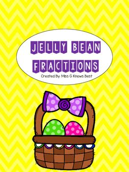 Who doesn't love Jelly Beans? During this time of year it's easy to find jelly beans in almost any grocery store. Grab a bag and treat your class to a fun and engaging lesson on fractions. With this activity, the students will sort their jellybeans on the given mat, and use the mat to determine the fraction of a set.This is a great activity to introduce fractions of a set, review, or just have a little fun before Spring Break!Enjoy!