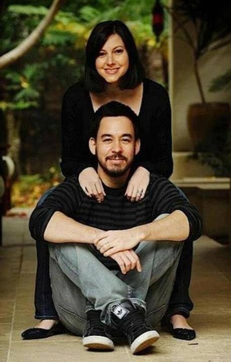 крейн майк шинода фото с женой бесплатные картинки