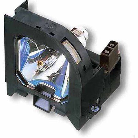 Replacement Lamp with Housing for EIKI 610 325 2957 with Ushio Bulb Inside