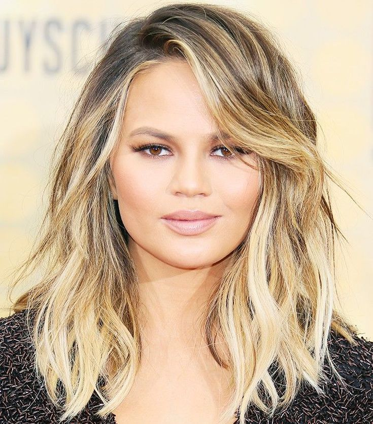 3 of the Most Flattering Haircuts for Round Faces