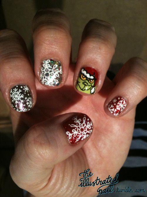 Lampe Uv Ongles L Indispensable Pour Votre Manucure Nails Cute Christmas Nails Classy Nails