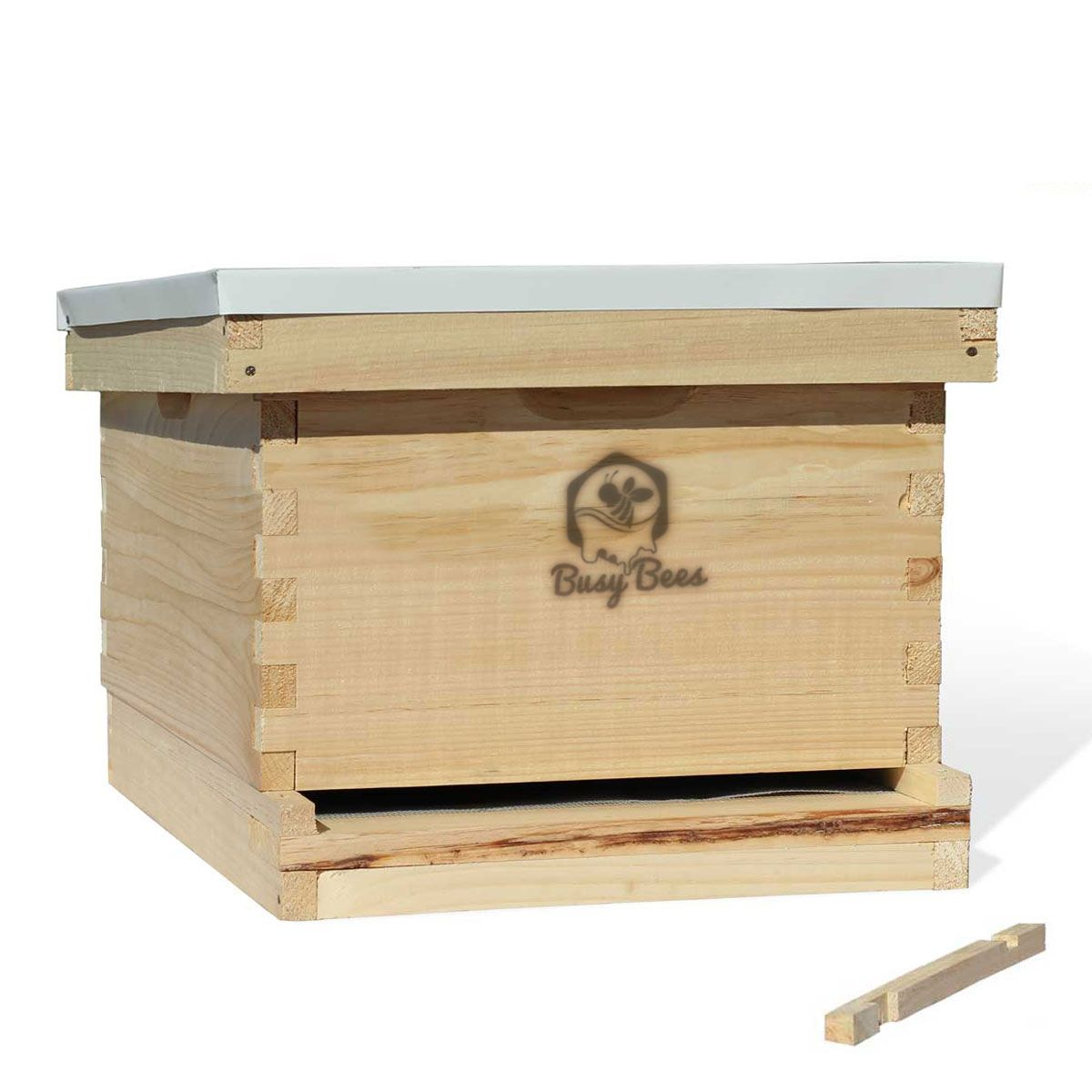 perfect for the beginner beekeeper new wooden beehive for sale