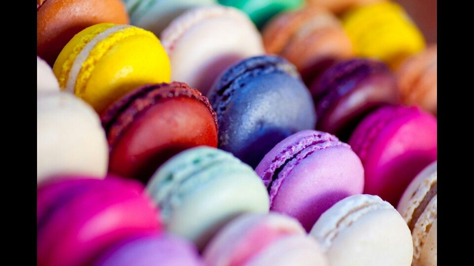 You are my macaroon!