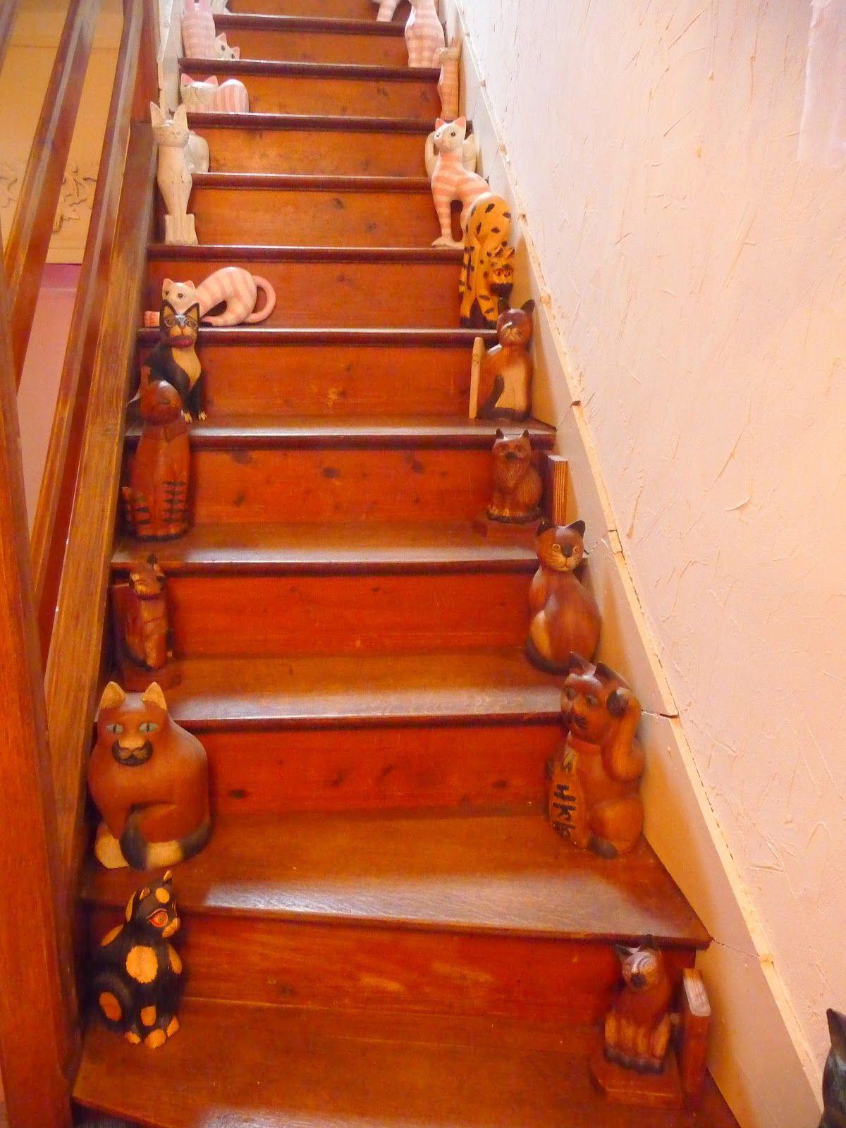 MY SHABBY FRENCH LIFE Stairs, Stairway to heaven, Shabby