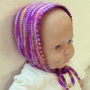 ac0c7a3ccd8d bonnet bébé sans couture. Voir cette épingle et d autres images dans tricot  ...