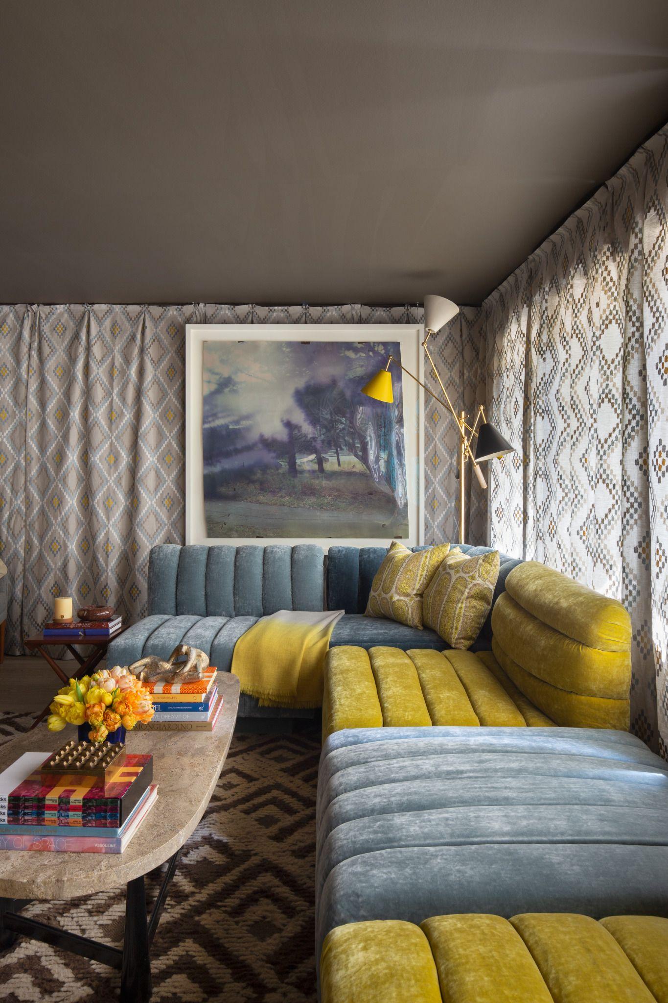 Living Room Showcase Design: San Francisco Decorator Showcase Part Two