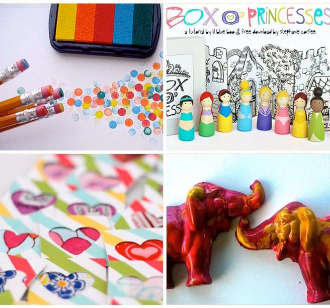 12 Arts Crafts Toys You Can Make At Home Toys To Make Pinterest C