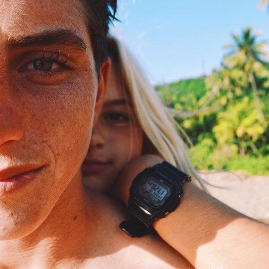 #couple #beach #happiness #boyfriend #goals #felicity #praia #casal #love #love #life #love #love #girlfriend #tumblr – Today Pin