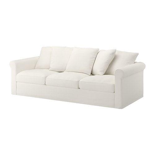 Gronlid Sofa Ljungen Medium Gray Ikea Ikea Sofa Fabric Sofa Sofa