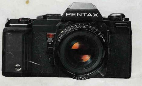 pentax a3 instruction manual user manual pdf manual free manuals rh pinterest com Pentax K1000 Battery Pentax K1000 BatteryType