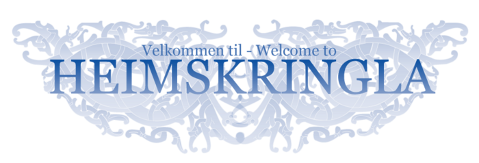 Heimskringla: online collection of Old Norse source material