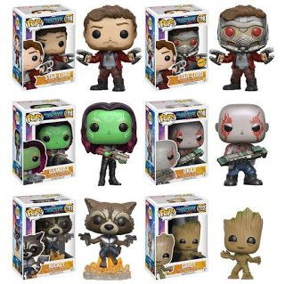 **BRAND NEW**MARVEL GUARDIANS OF THE GALAXY VOL 2 BLIND BAGS VINYL FIGURE