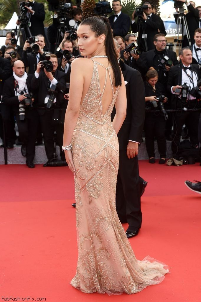 detailed look 45756 56e6c Cannes Film Festival 2016 (Day 1) - Opening Ceremony | Abiti ...
