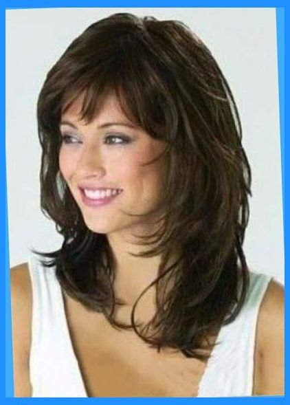 Medium Layered Shag Hairstyles : Wigsbuy regarding medium shag ...