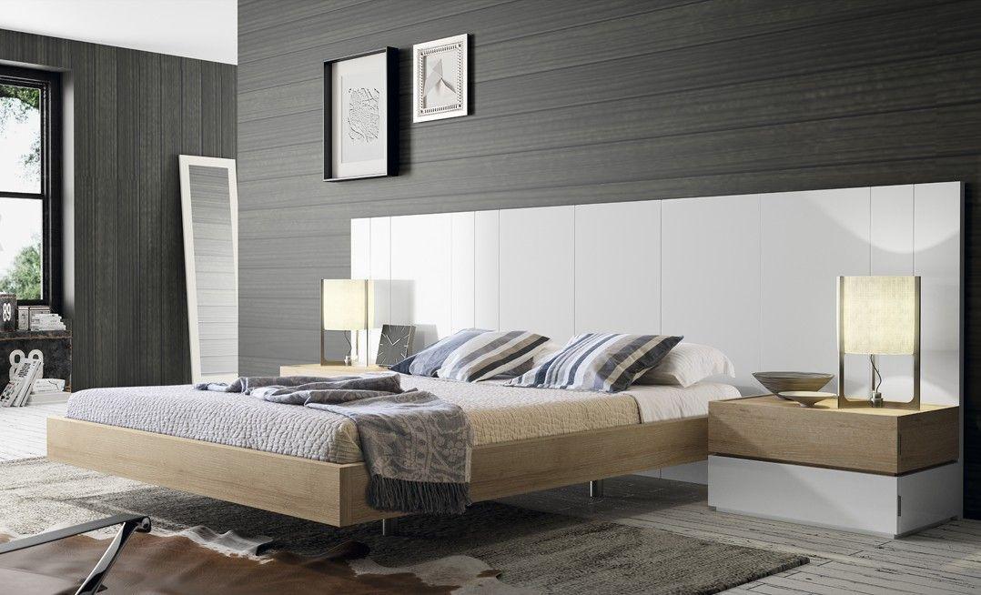 Dormitorio Espectacular De Glicerio Chaves Con Un Diseno Moderno Y - Dormitorio-diseo-moderno