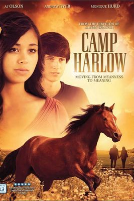 Camp Harlow DVD On The Brink Of Her Family Life Being Ripped Apart By Divorce Alex Finds Herself Sent To Last Place She Wants Be