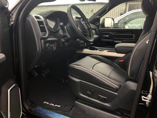 2019 Ram 3500 In 2020 Ram 3500 Fuel Wheels Leather Seat