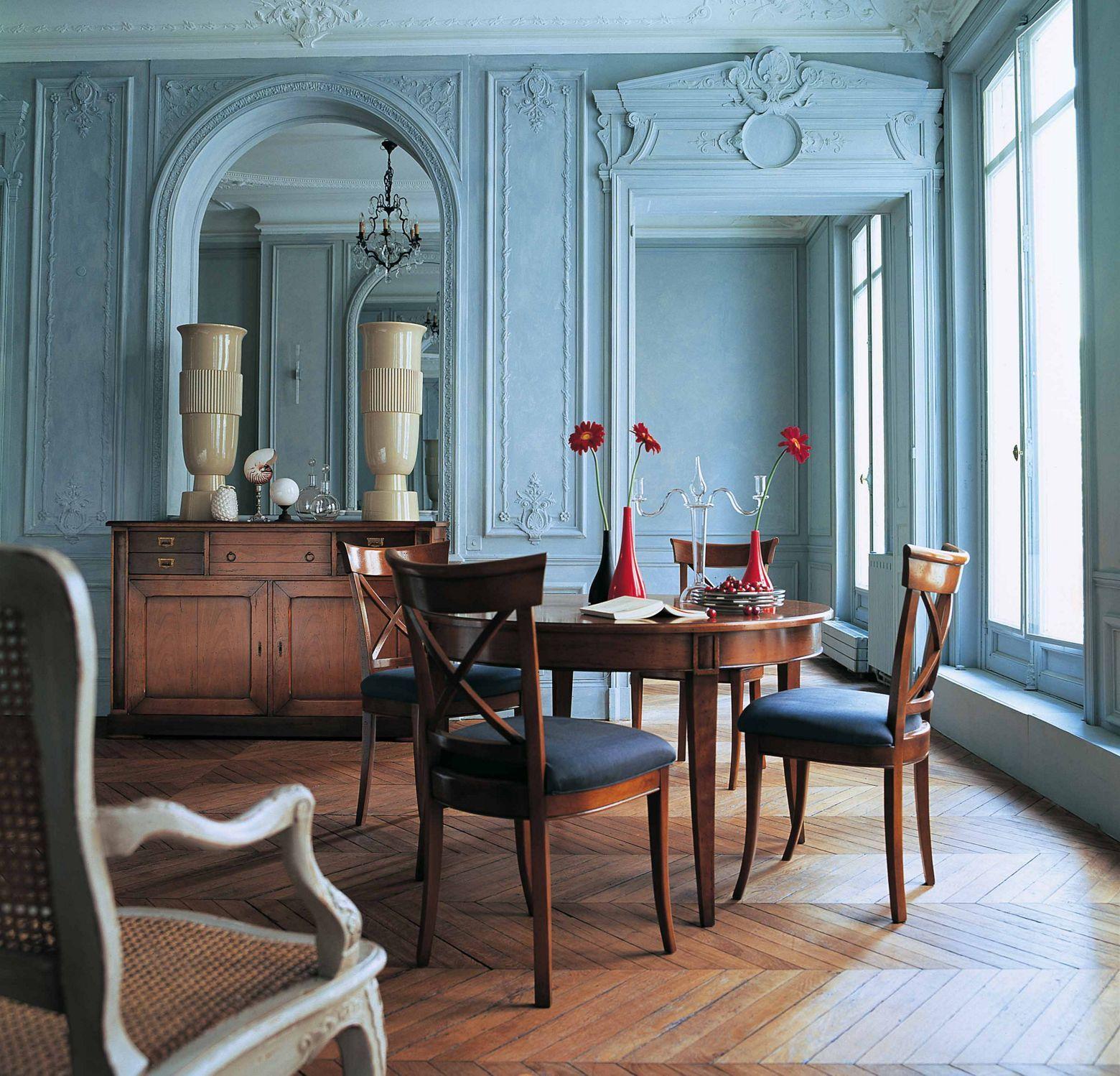 Buffet Hauteville Collection Nouveaux Classiques Roche Bobois  # Muebles Roche Bobois