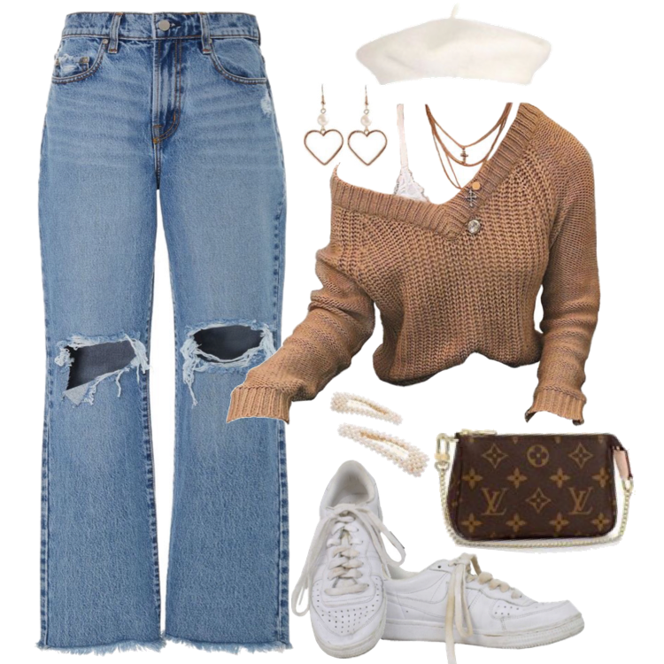 Like my look? Tag someone who would wear it.